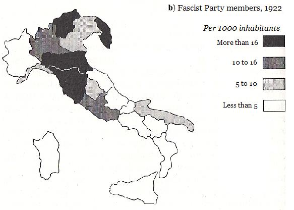 Fascist Italy By Sophia Danesik On Prezi - Anti Fascismos Map Us