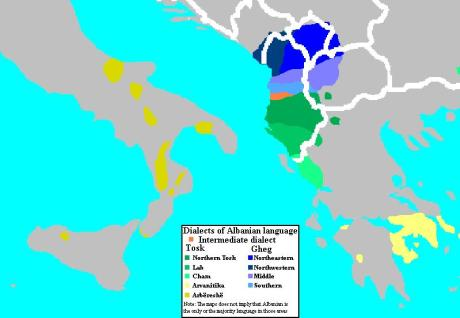 Dialects_of_the_Albanian_Language