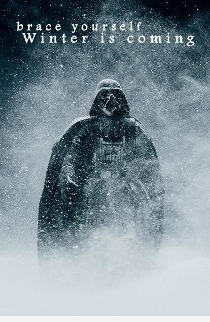 Dark-Vader-Winter-is-Coming-season-funny