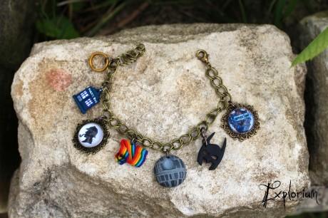 fandom bracelet