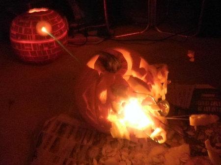 death-star-pumpkin