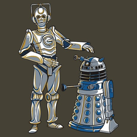 doctor who droids