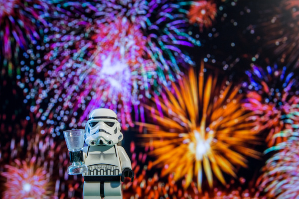star wars - stormtrooper new year's