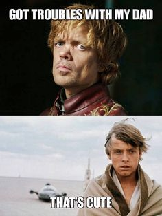 tyrion lannister and luke