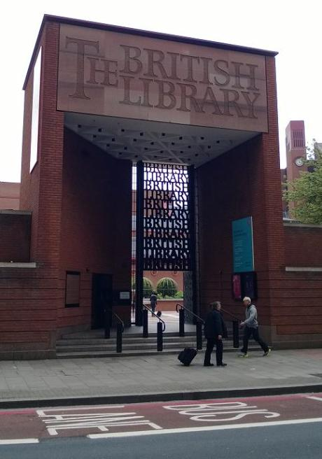 british library sm