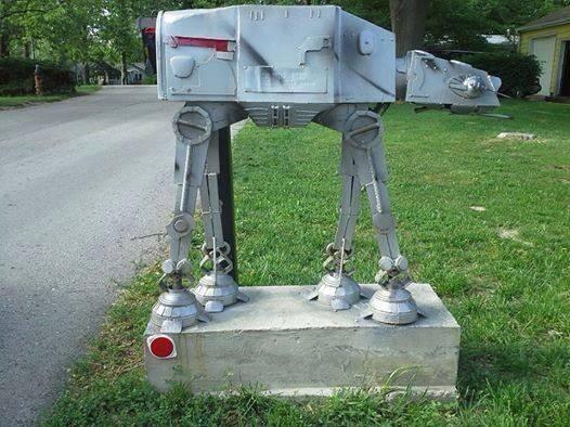 at-at mailbox