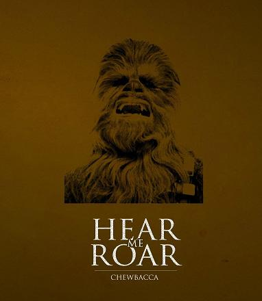 star wars got - house lannister - hear me roar