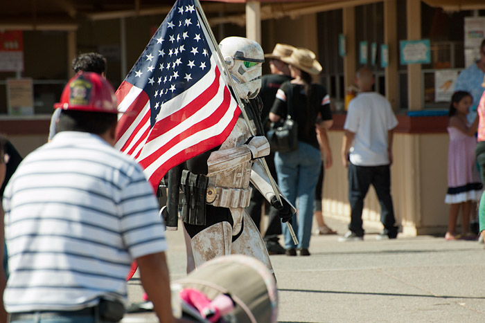 stormtrooper - 4th of july