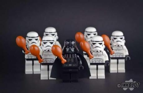 star wars lego thanksgiving