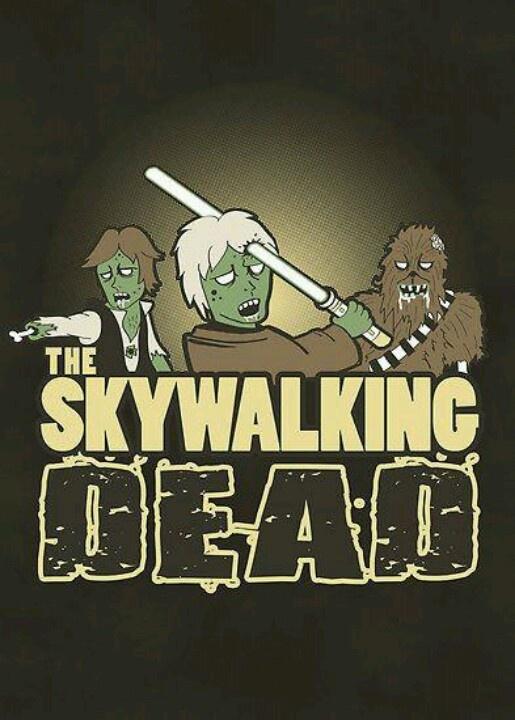 the skywalking dead