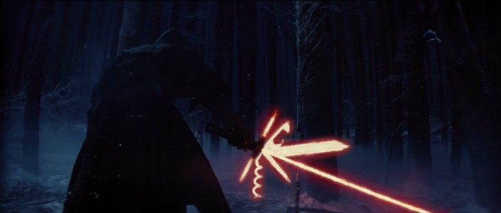 sith army lightsaber