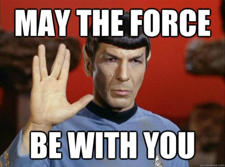 Spock-Force