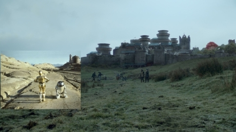 star wars - winterfell