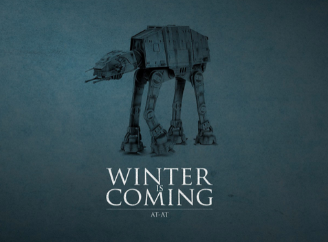 star wars - game of thrones - white walkers