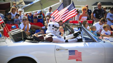star wars - 4th of july